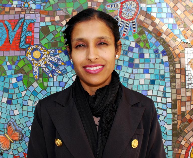 Manisha Maharaj